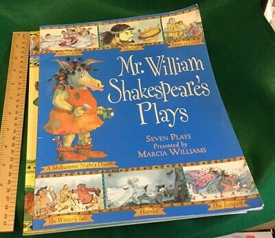 Childs Book Shakspeare X2 Educational Books Childrens Good Condition