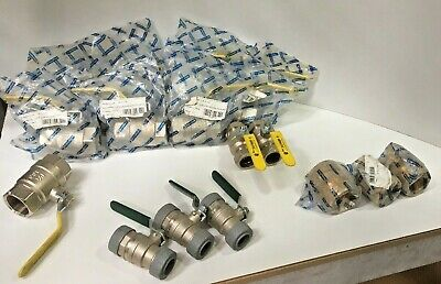 Job Lot Altecnic  - 20 items - Ball valves, couplers etc. RRP approx. £285