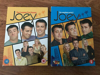 Joey The Complete First And Second Seasons