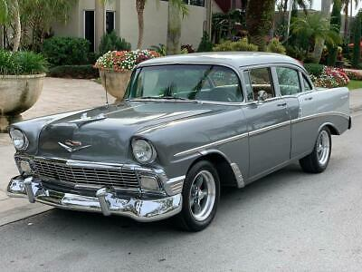 1956 Chevrolet Bel Air/150/210 Restomod! AC PB PS SEE VIDEO! 1956 Chevrolet Restomod! similar to 1955 1957 impala buick
