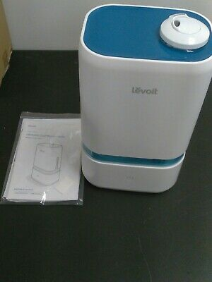 LEVOIT HUMIDIFIERS FOR Large Room Bedroom (6L), Warm and