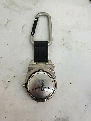Pemmican Beef Jerky pocket watch Advertisement! COOL PIECE!! NEW BATTERY!!
