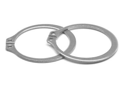 2.000 External Retaining Ring Stainless Steel 15-7