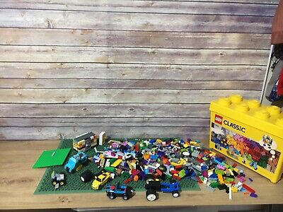 Hardly Used LEGO JOBLOT 10698  + MORE EXC COND