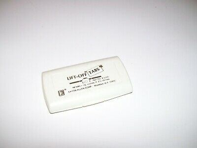 Vtg Box of 40 Eaton Allen Lift-Off Clear Typewriter Correction Tabs Part No. 8