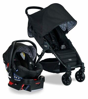 Britax Pathway & B-Safe ULTRA Travel System-Stroller & Car Seat Combo $159  #278
