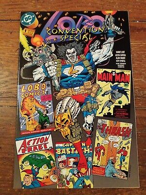 Lobo Convention Special #1 DC Comic N