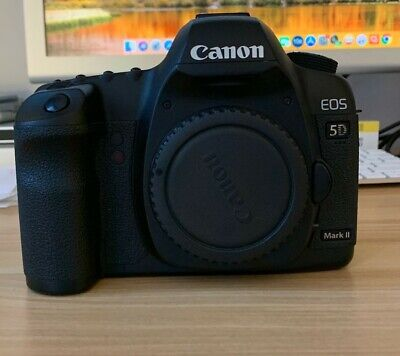Canon EOS 5D Mark II 21.1MP Digital SLR Camera - Only 9668 Shutter Counts