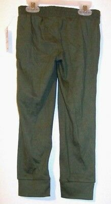 New Old Navy Girls Military Green Pants Size 4T NWT!!!