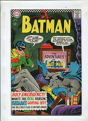 Batman #183 (6.0) 2Nd Appearance Of Poision Ivy