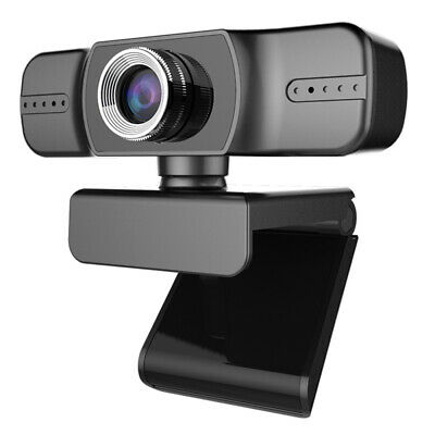 Full HD 1080P Web Cam Desktop PC Video Calling Webcam Camera with Microphone Mic