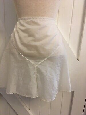 """Vintage Original 1940's Silk? French Cami Knickers, 24/26"""""""