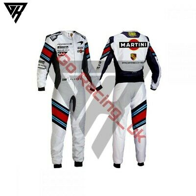 GO KART RACING SUIT CIK FIA LEVEL2 With Free Gloves