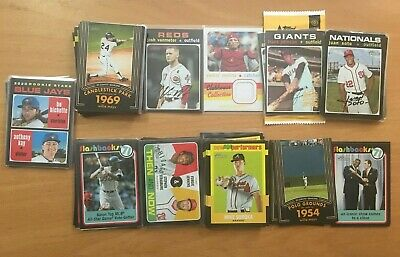 Topps Heritage 2020 – Lot of inserts and short prints – 80+ Cards