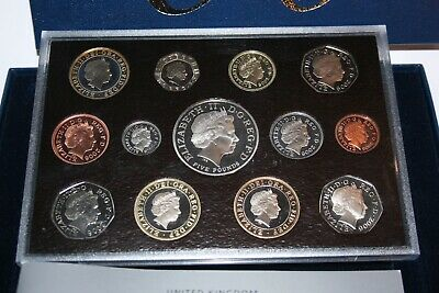 2006 United Kingdom coins Proof Set Royal Mint