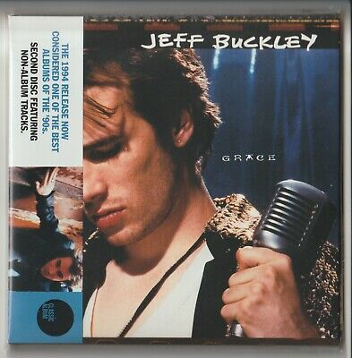 JEFF BUCKLEY GRACE  Rare Mini lp 2CD SONY LEGACY Comme neuf