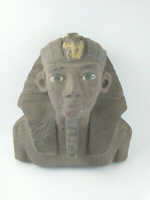 RARE ANTIQUE ANCIENT EGYPTIAN Statue Head King Ramses Ii 1245 Bc