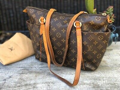 Authentic Louis Vuitton Monogram Totally MM Tote Bag🌺