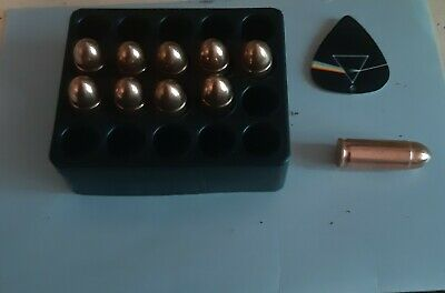 Solid Copper Bullets x 10.....14.57g each
