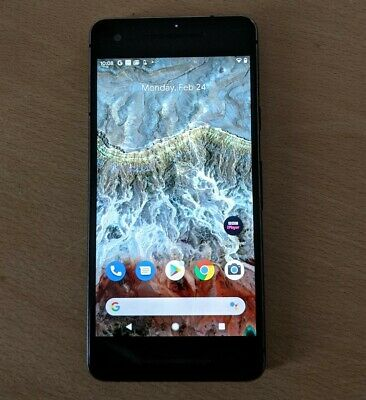 Google Pixel 2 - Just Black - 64Gb Ee Smartphone