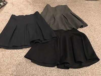 3 x Girls School Skirts Bundle Age 5-6