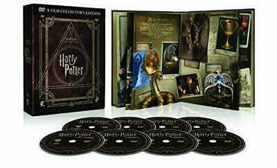 Dvd Harry Potter Collector's Edition Italiano Sigillato