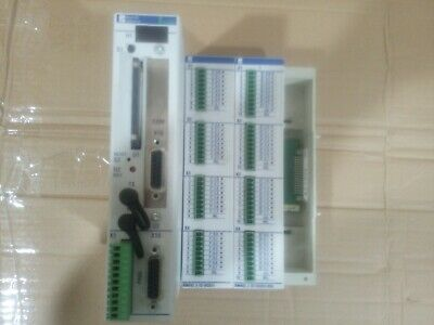 Rexroth Indramat PPC-R01.2N-N-S1-FW Controller, RME02.2-32-DC024, ++