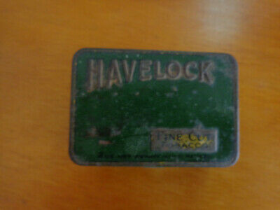 Vintage Havelock Fine Cut & Ready Rubbed Tobacco Tin, Melbourne.
