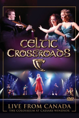 Celtic Crossroads-Live From Canada(Dvd Dvd New