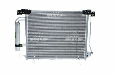 CON CONDENSER FITS NISSAN  JUKE 1.2DIG TURBO 1.5 DCI 1.6DIG TURBO YEAR 2010 ON