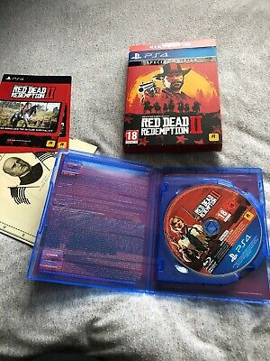 Red Dead Redemption II - Special Edition - PS4