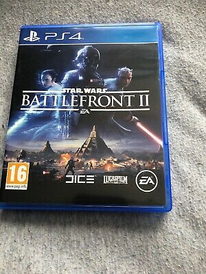Star Wars: Battlefront II (2) PlayStation 4
