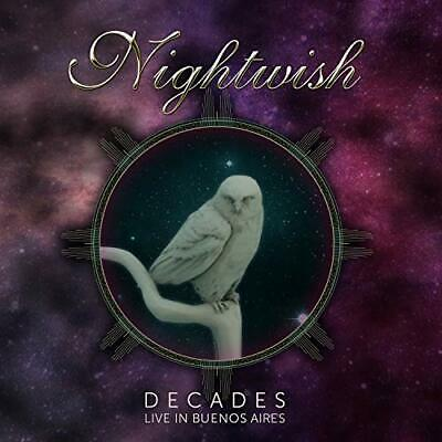 Nightwish-Decades: Live In Buenos Aires (Colv) Vinyl Lp New
