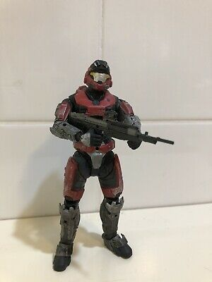 Halo Reach - Spartan Mark V (male)(brick/steel) Target Exclusive 2010 #2