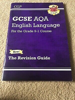 New GCSE English Language AQA Revision Guide - for the Grade 9-1 Course, CGP Boo