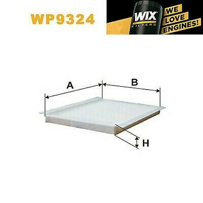 1x Wix Pollenfilter WP9324