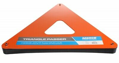 Merco Triangle Passer Hockeytrainer für Shooting Pads Training
