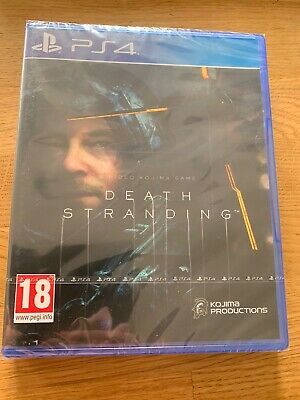 Death Stranding PS4 Brand New And Sealed