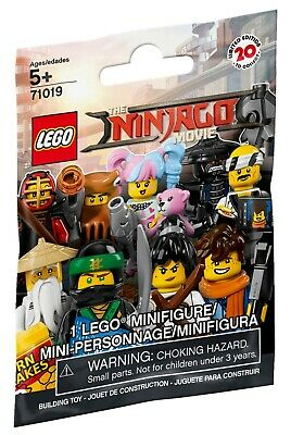 Lego Minifigures NINJAGO series - CHOOSE CHARACTER - Genuine; resealed; cheapest