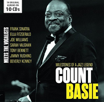 Count Basie-Meets The Vocalists Cd New