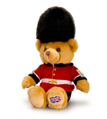 Soft Toy Queen's Guard Teddy