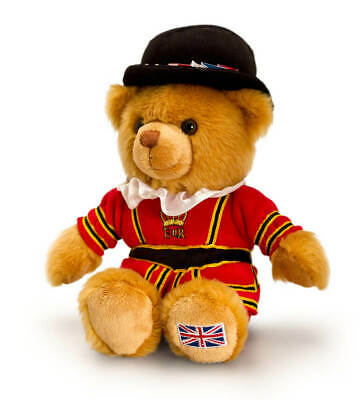Soft Toy Beefeater Teddy