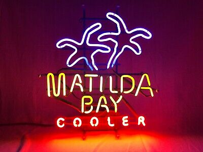 Matilda Bay Cooler Neon Light
