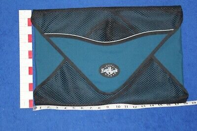 "Eagle Creek Travel Gear Garment folder with instructions 12""x 18"" Blue/Black"