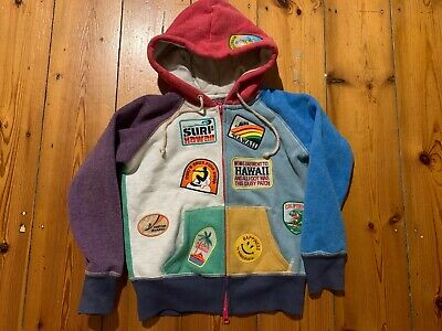 RYB/ Rock Your Kid Surfer Hoodie Jacket - size 6yrs