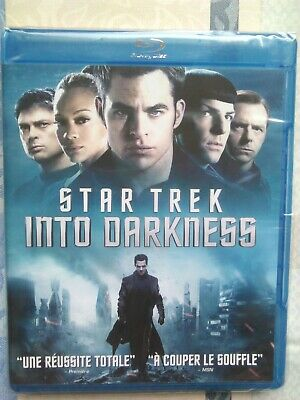 Star Trek : into Darkness , blu-ray neuf sous blister