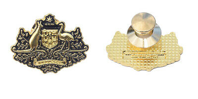 Warrant Officer Coat of Arms Tie / Lapel Pin