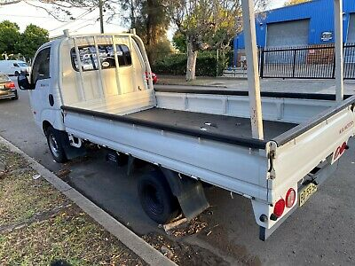 2009 KIA K2900 Table Top Truck **Very good condition ** NSW REGO ** Car licence