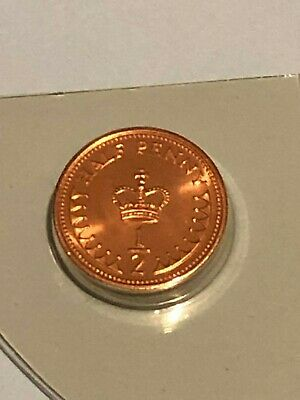 1982 1/2p The Royal Mint Half Pence Coin - Uncirculated UK BUNC