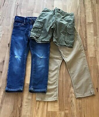 Boys Jeans & Shorts - NEXT & GAP - Age 4 Years